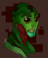 Thane :3c by Amonkirabepraised