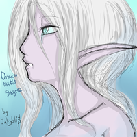 Let me go, Elune by JakybliS
