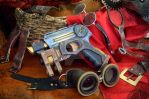 My Steampunk Gadgets. by PestilentialCreature