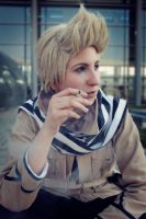 APH: just one cigarette by Reike-chan