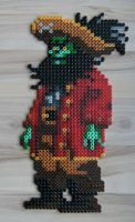Monkey Island II - LeChuck by Born-Toulouse
