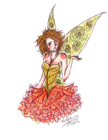 a fairy for a friend by Ericaharms