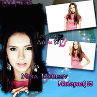 Photopack 22 Nina Dobrev by PhotopacksLiftMeUp