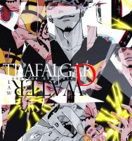 Trafalgar D. Water Law Signature by 0StarLights0