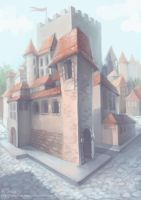 Houses by MeryChess
