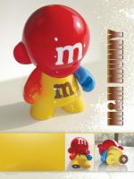 MandM Munny by LaDell