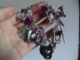 Hand~Made Jimmy Bracelet *LOVE* by ZackyFoREVerSynyster