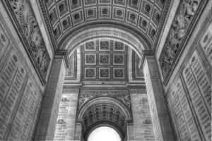 Arc de Triomphe - Detail 02 by GiardQatar