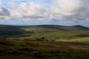 Rolling Hills by GothicBohemianStock