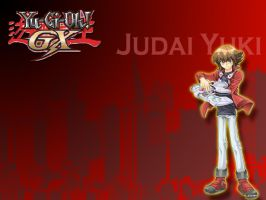GX Wallpaper - Judai Yuki by MewCocoa