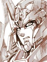 MTMTE Rodimus by GoddessMechanic