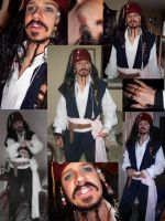 Captain Jack Sparrow by GlamourBoy
