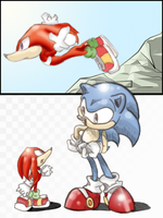 Sonic Sketches by Miss-Interocitor