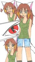 Might have similar things in common by rumiko18