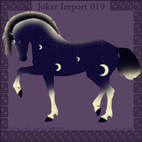 Joker Import 019 - Celebration Giveaway - Winner! by Cloudrunner64