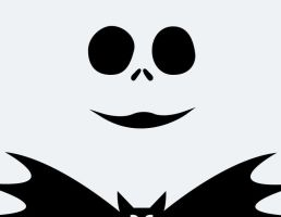 Jack Skellington -minimal- by Arnumdrusk