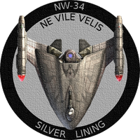 Silver Lining Mission Patch by kahn-iceay