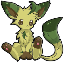 .:Leafeon:. by KanyMon