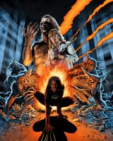 THE HOWLING (REAL) by MalevolentNate