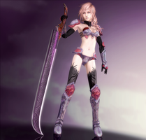 Lightning - Knight of the Amazon - 02 by HentaiAhegaoLover