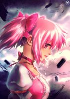 Madoka - Bleak Future by E-X-P-I-E