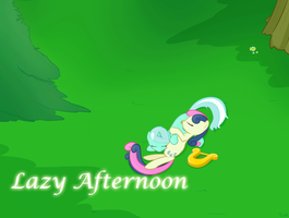 MLP - 'Lazy Afternoon' by Krekka01