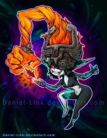 Crazy Midna by Daniel-Link