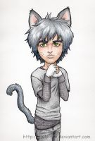 Billie Joe Kitten by kelly42fox