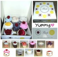 cakes by nuttyness