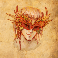 Autumn King by Redpyre