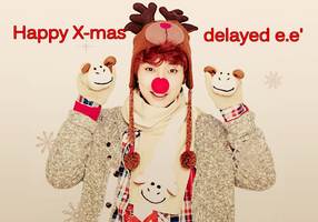 Merry X-mas dalayed by AmourSucreFans