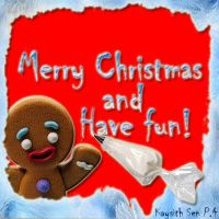 Christmas 2011_Photoshop Greeting_ by Xzaveion