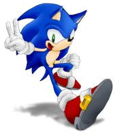 Sonic Posed by CPC