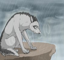 Rain by wolfshadow10