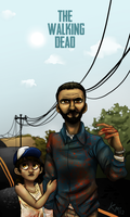 The Walking Dead by Homemade-Happiness