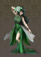 CE: Jade Lily by Pameloo