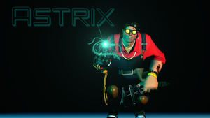 The Great and Kawaii Astrix by bioshocked1337