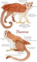 Harrow Gryphon Character Sheet by tser
