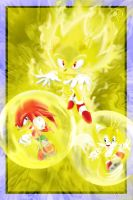 SUPER SONIC HEROS by Fission07