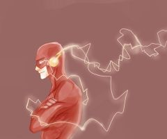 The Flash by HaggyLagman