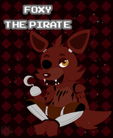 Foxy the Pirate by ProjectHalfbreed