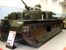 INDEPENDENT heavy tank a1e1 by Sceptre63