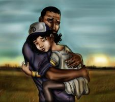 The Walking Dead: My Darling Clementine by Axels-inferno