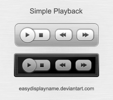 Simple Playback by easydisplayname