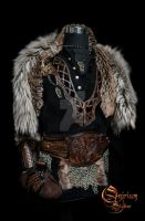Viking inspired male set by Deakath