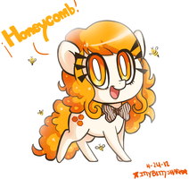 Honeycomb by IttyBittyShark