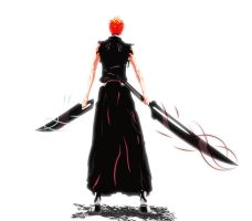 Bleach 542: Dual Zangetsu by Sensational-X
