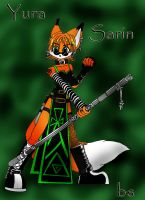 yura sarin-finished by ZeHornet