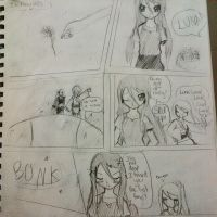 My Fairy Tail OC Team Funny Short Comic by abbey1010