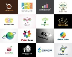 LogoPortfolio by DeepBlueDesigns